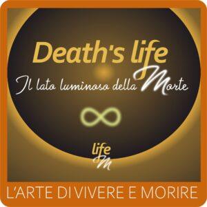 Icona quadrata Death's life